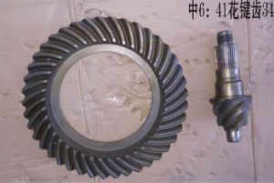 Truck Parts-Crown Wheel&Pinion for Hino700 (41201-3160) pictures & photos