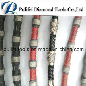 Diamond Quarry Wire Rope Saw for Stone Cutting Concrete Mining
