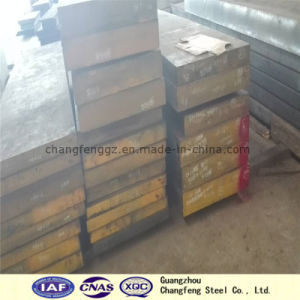 Forged Plastic Mould Steel 1.2738/P20+Ni pictures & photos