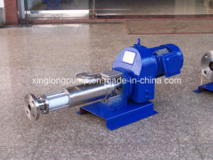 Xinglong Sanitary Single Screw Pumps for Shampoo, Cosmetic, etc. pictures & photos
