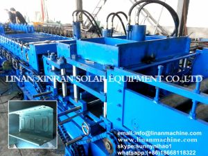 Steel Channel Perforated Cable Tray Roll Forming Production Machine India pictures & photos