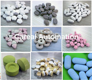 Tdp Single Punch Mini Tableting Machine for Pills and Candys pictures & photos