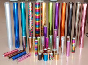Hot Stamping Foil for Paper, Plastic, Textile etc pictures & photos