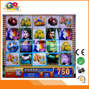 Interactive Northwest National Lottery Video Poker Game Gambling Board pictures & photos