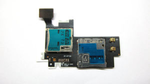 Mobile Phone Parts SIM Card Tray Holder Slot Flex Cable for Samsung Galaxy Note 2 II N7100 pictures & photos