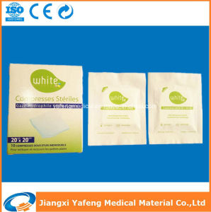 Eo or Gamma Sterile White Gauze Dental Sponge in Surgical pictures & photos