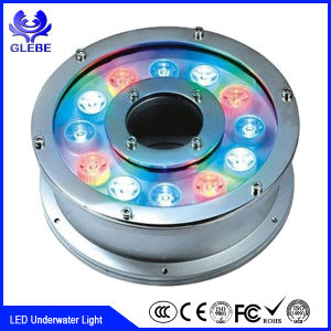 7W DC IP68 Swimming Pool LED Underwater Light pictures & photos