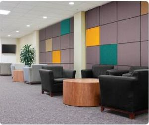 Sound-Absorbing Board Wall Panel and Ceiling Board pictures & photos