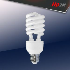10mm Half Spiral Compact Fluorescent Lamp pictures & photos