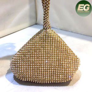 New Fashion Ladies Handbags Crystal and Rhinestone Shinny Evening Clutch Bag Eb779ab pictures & photos