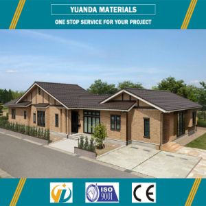 Steel Structure Light Concrete Wall Prefabricated Villa/House/Homes pictures & photos