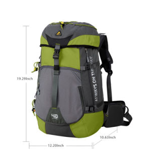 Waterproof Mountain Picnic Bag Hiking Shoulder Backpack for Outdoor/Travel/Sport pictures & photos