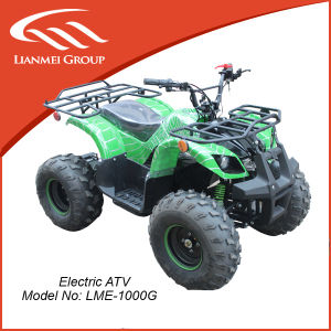 750W Brushless Motor Power Electric ATV pictures & photos