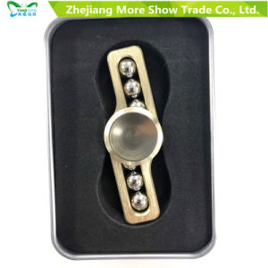 Aluminium Alloy Metal Fidget Hand Spinner EDC Finger Gyroscope Focus Toys Gifts pictures & photos