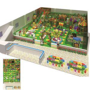Best Price Baby Sports Comfortable Indoor Playground pictures & photos