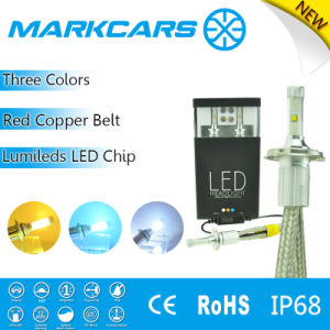 9600lm Ce LED Car Headlight in High Power pictures & photos