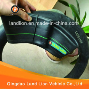 Land Lion Factory Supply Natural Rubber Inner Tube 4.00-8, 3.50-8 pictures & photos