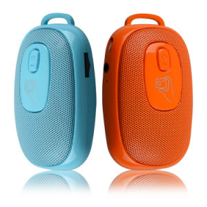 Ultra Portable Waterproof Works Best Wireless Bluetooth Speakers for MP3 Players, iPod, iPad, iPhone and Other Compatiable Devices pictures & photos