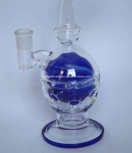 """12"""" Mothership Glass Water Pipes Faberge Egg Tobacco Bubbler Smoking Pipe Oil DAB Rigs pictures & photos"""