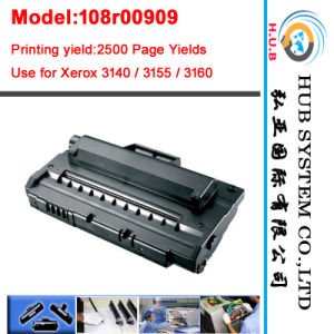 Black Laser Toner Cartridge for Xerox 3140 / 3155 / 3160 (108r00909) OEM pictures & photos