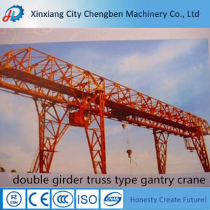 Mg Type Truss Double Girder Gantry Crane pictures & photos