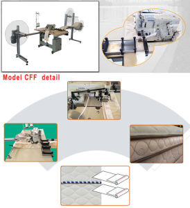 Model Cff Euro-Top Mattress Sewing Machine pictures & photos