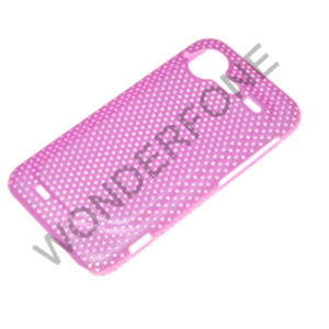 TPU Mobile Phone Case for HTC Incredible Mesh pictures & photos