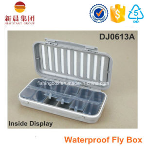 12 Compartment Waterproof Fly Box pictures & photos