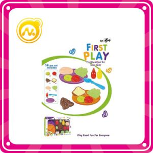 2017 Simulation Cooking Toy Fruits and Vegetables Play Food