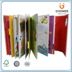 Books Printing Services/Books to Train Children′s Handing Ability pictures & photos