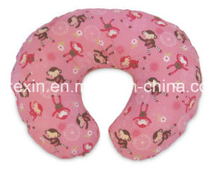Round Breastfeeding Baby Pillow with PP Cotton pictures & photos