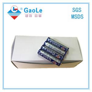 Dry Zinc Carbon 1.5V R03 Battery (UM-4) pictures & photos