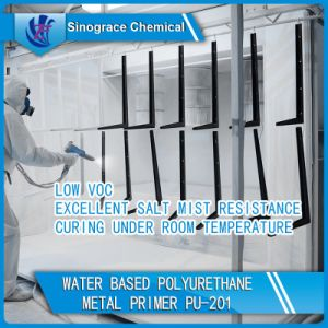 Low Voc Polyurethane Emulsion Metal Primer pictures & photos
