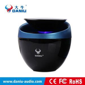 Daniu Brand Ds-7602 Mobile Bluetooth Mini Speakers Private Model NFC Multifunctional Speaker Desktop Speaker
