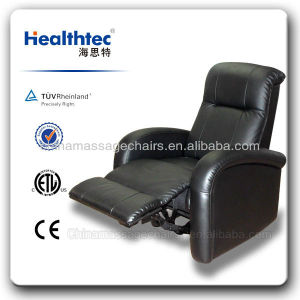 Black Deluxe Office Massage Chair with Different Materials (A020K) pictures & photos