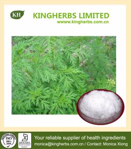 Artemisinin 98% Powder Artemisia Annua Extract Antimalarial pictures & photos