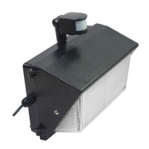 AC110-277V IP68 LED Wall Pack Light Lamp Outdoor LED Wall Mounted Light Lamp pictures & photos