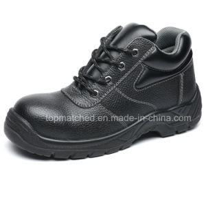 New Fashionable Ladies High Heel Safety Shoes with Steel Toe Cap pictures & photos