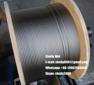 Galvanized Steel Wire Strand ASTM 475/498, BS183, IEC60888, Jisg 5076 pictures & photos