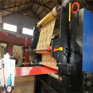 Full Automatic Hydraulic Paper Stamping Machine, Silver Stamping Machine pictures & photos
