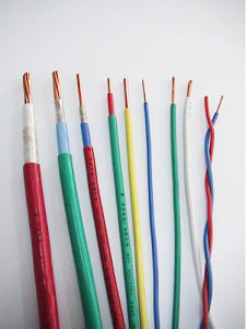 Special Building Cables with RoHS pictures & photos