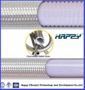 PTFE Stainless Steel Braided Hose pictures & photos