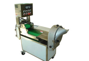 Vegetable Cutter Slicer Cutting Machine pictures & photos