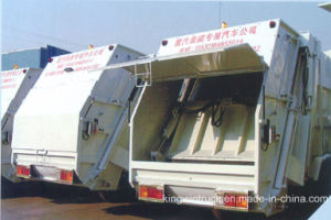 Sinotruk HOWO Brand 20m3 Refuse Compactor Truck pictures & photos