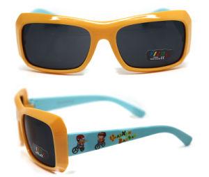 PC Plastic Kids Sunglasses for Sale (XZ029) pictures & photos