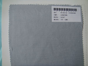 Linen viscose interwoven fabric LVJ-0034 pictures & photos