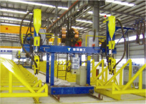 Yaoqiang Sxbh-20 H I T Steel Structure Automatic Welder pictures & photos