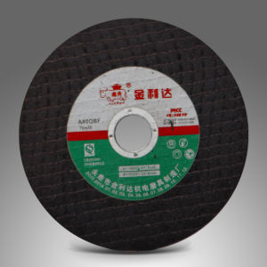 High Quality Cutting Wheel with En12413