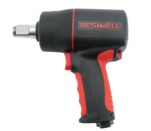 "3/4"" Mini Size Composite Twin Hammer Impact Wrench pictures & photos"