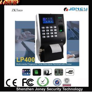 Zkteco WiFi Biometrics Fingerprint Employee Time Clock Standalone Time Recorder Built in Printer pictures & photos